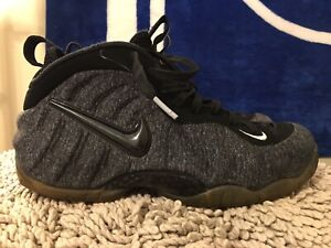 new styles 7a890 41314 Details about Nike Air Foamposite Pro Fleece Wool, 624041-007, Mens  Basketball Shoes, Size 8.5