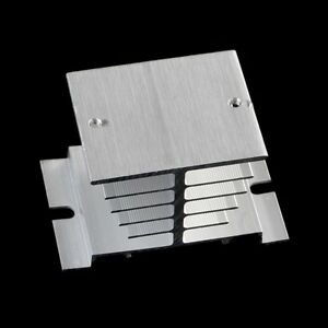 2-5Pcs-Aluminum-Alloy-Heat-Sink-For-Solid-State-Relay-SSR-Type-Heat-Dissipation