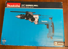 New Makita Hammer Drill Torque 34 Corded Limiter Side Handle Hp2050
