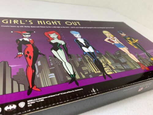 "Batman The New Batman Adventures /""Girls Night Out/"" Set Bendable Figures NEW!!"