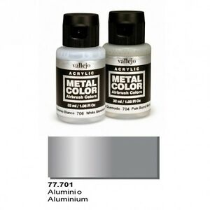 Vallejo Metal Color 32ml  - Choice Of Effects