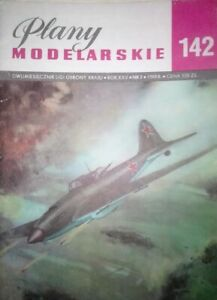 Airplane modeling plans - IŁ-2