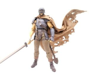 Damage Black Hooded Cape for Figma Berserk Guts No Figure