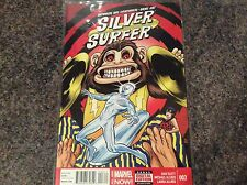 Silver Surfer Comic #3! Look In The Shop!