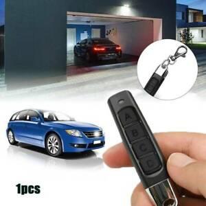 Keyless 4 Channel 433Mhz Cloning Car Gate Garage Door Remote Control Key Fob Hot