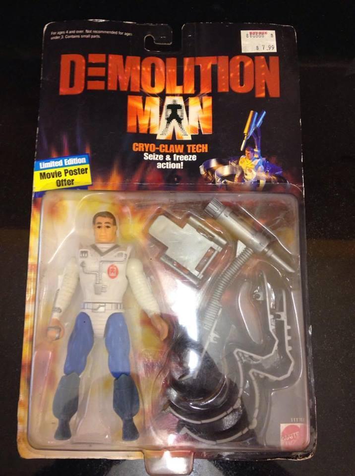 Demolition uomo crio-Artiglio Tech   spedizione e scambi gratuiti.