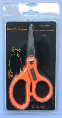 B. richi the cutter specializzato-FORBICI incl. gancio-diamante più duro