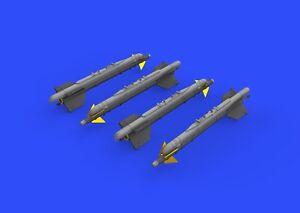 Eduard-Brassin-672187-1-72-R-13M-missiles-for-Mikoyan-MiG-21-4-pcs