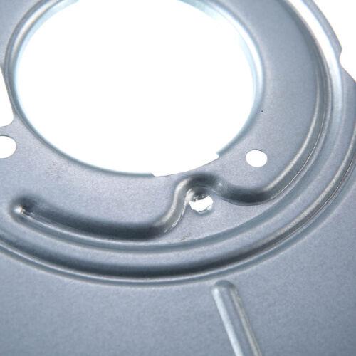 2x ancrage en tôle pour disque de frein arrière gauche droite BMW 3er e36 e46 z4 e85
