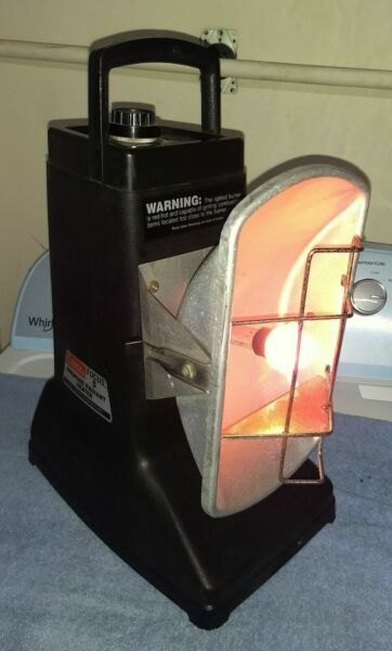 Coleman Focus 5 Propane Heater 3500 To 5000 Btu S For Sale