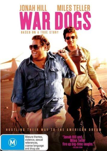 1 of 1 - War Dogs (Dvd) Comedy, Crime, Drama Jonah Hill, Miles Teller, Steve Lantz Movie