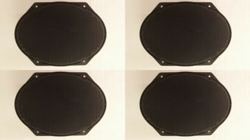 Qty 4 Factory original NOS Four Brand New OEM Ford 6x8 speakers 25W 4ohm