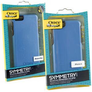 Neuf-Original-Otterbox-Symmetry-Iphone-6-Fin-Etui-Robuste-COQUE-pour-6s-Plus