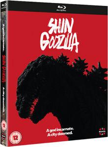 Shin Godzilla Blu-Ray (2017) Hiroki Hasegawa, Anno (DIR) cert 12 2 discs