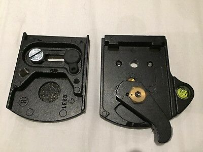 Manfrotto 394 quick release plate