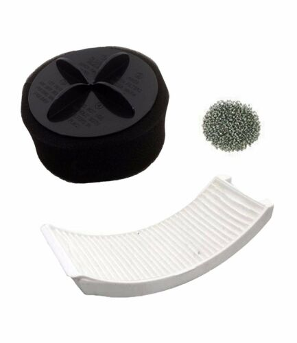 Inner /& Pre-Filters Part # 2031402 REPL Bissell Style 12 Filter Kit Exhaust