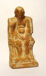 STATUETTE ROMAINE ZEUS - 2°-3° S.- 200-300 AD - ANCIENT ROMAN FIGURE GOD ZEUS 8LrKe0QX-07195723-852018622