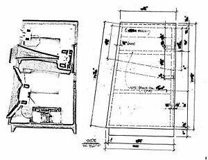 Image Is Loading JBL L300 Summit Speaker Loudspeaker Cabinet Plans Drawings