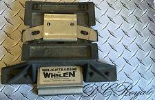 Whelen Light Bar Strobe LED Halogen Mounts Edge 9000 9M Lightbars Feet Straps