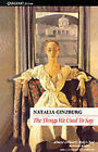 The Things We Used to Say by Natalia Ginzburg (Paperback, 1997)