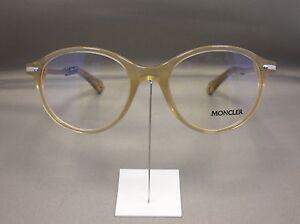Original-MONCLER-Brille-Brillenfassung-MC-002-V-Farbe-05-beige-metallic