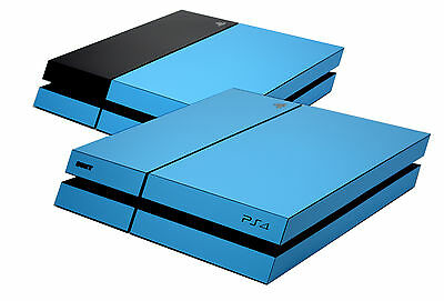 For PS4 Playstation 4 COLORFUL MATT Accessory Wrap Cover Decal  Sticker Skin
