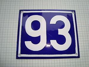 Alte Email Hausnummer 93