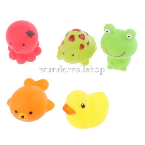 5stk. Wasserspielzeug Badespielzeug Babyspielzeug Badewanne Spielzeug