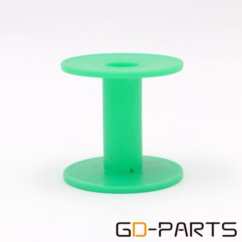 2PCS  69*71mm Green Plastic Bobbin Wire Coil Former For DIY Inductor Transformer