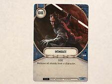 Star Wars: Destiny Awakenings - 2 x Common Intimidate #084
