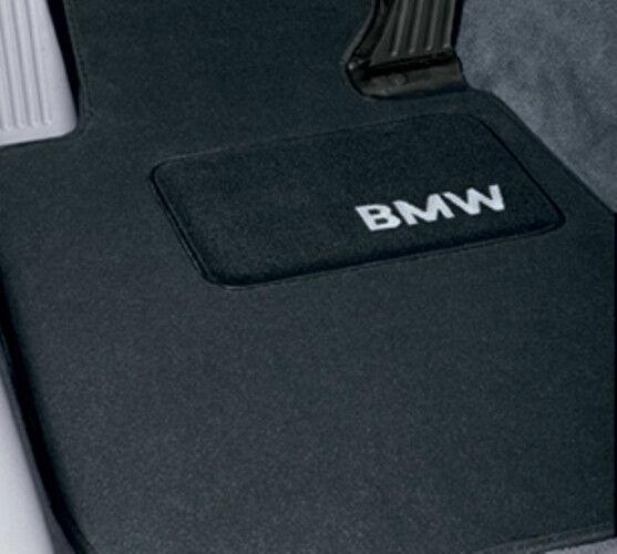 BMW 3 series XI Sedan Touring E46 1999-06  CARPET MATS set of 4 ~BLACK ~