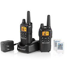 Midland LXT600VP3 30-Mile 36-Channel GMRS Two-Way Radio Pair Walkie Talkie NOAA