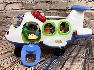 Fisher-PRICE-2005-Little-People-piano-con-4-Figure