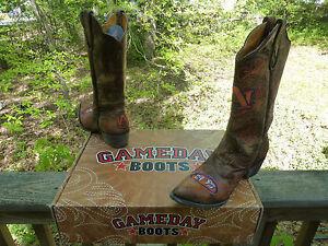33371c73799 Details about Gameday Boots Women's AU Auburn University Tall Cowboy Boots  size 11