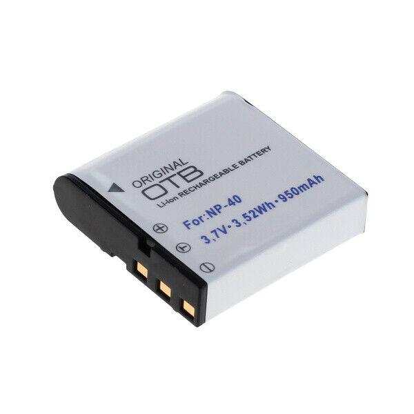 OTB Batterie Accu pour Casio NP-40