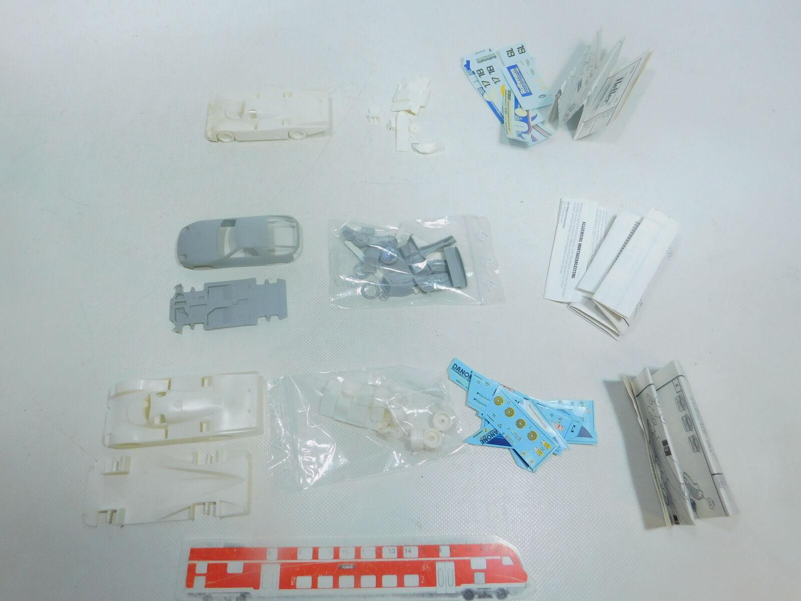 Bx803-0,5  3x Heller 1 43 Kit de Montage Porsche    962+928 ,Petites Pièces  des prix moins chers