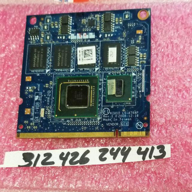 OEM Dell Inspiron Mini 1210 Laptop 1.33GHz CPU 64MB Video 1GB RAM Board LS-4501P