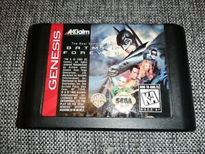 BATMAN-FOREVER-Sega-Genesis-Mega-Drive-Game-US-VERSION-Cartridge-Only