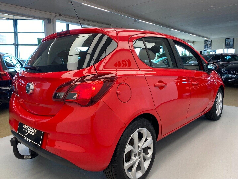 Billede af Opel Corsa 1,4 16V Sport