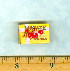 Dollhouse Miniature Size Almond Extract Box