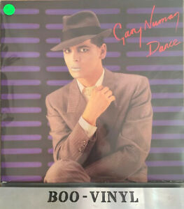 Gary Numan  Dance  1981 Vinyl [BEGA28] Pop A1-B3  Ex+ Con