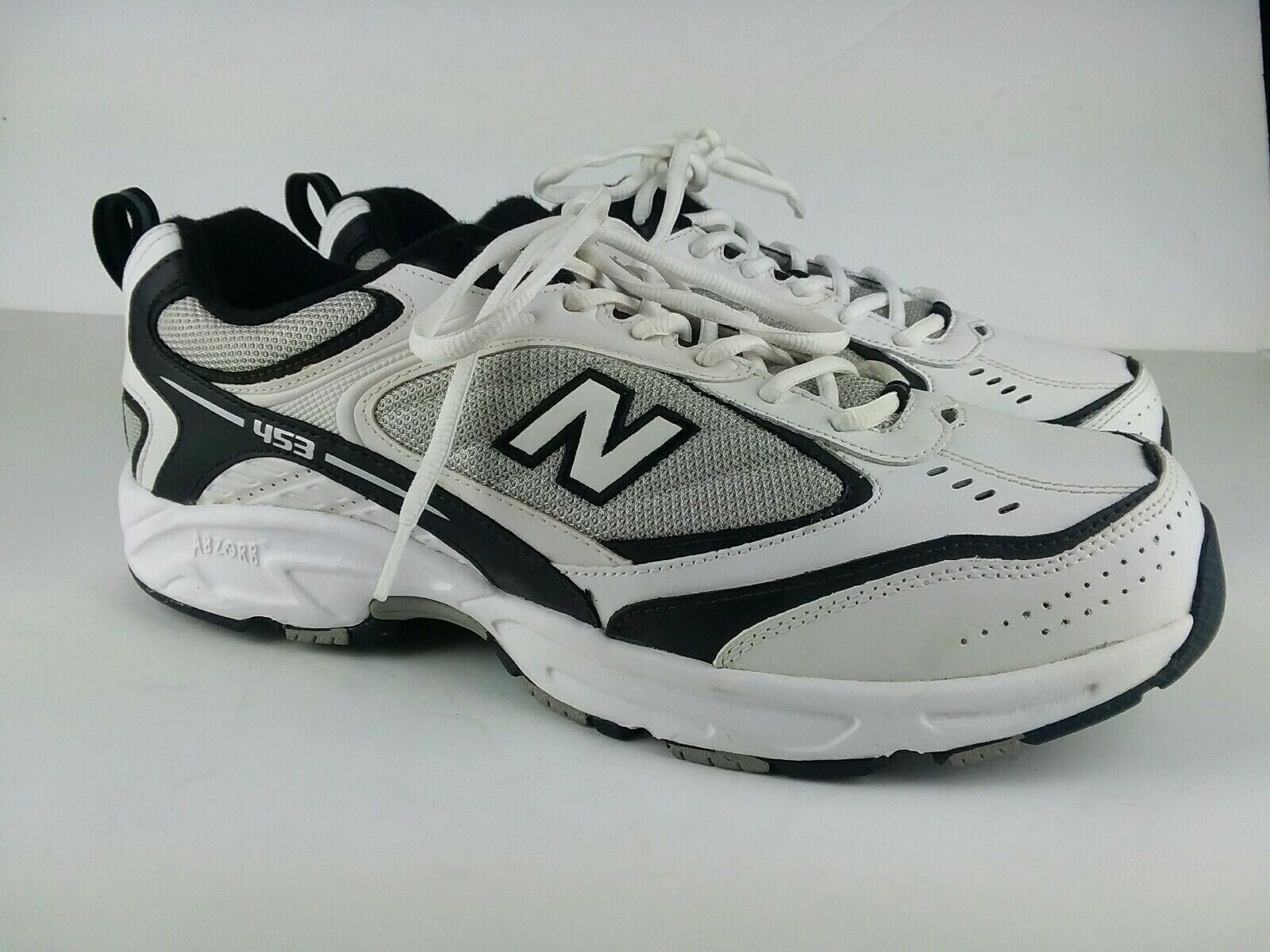 New Balance 453 ABZORB MX453BL RUNNING WORKOUT shoes Men's Sz 13 4E