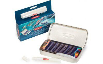 Derwent Spritzer for Artbar Inktense Watercolour Pencils Pack of 3