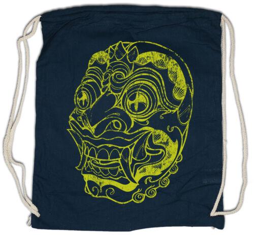 Chinese Dragon Head II Turnbeutel Mask China Chinesicher Drache Drachenkopf