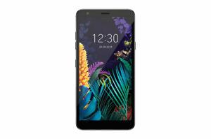 LG K30 16GB/32GB NEW PLATINUM GRAY/BLACK Unlocked LMX320WM/X410PM Smartphone