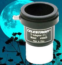 """CELESTRON UNIV. 1.25"""" T-Adapter for 35mm SLR Cameras #93625"""