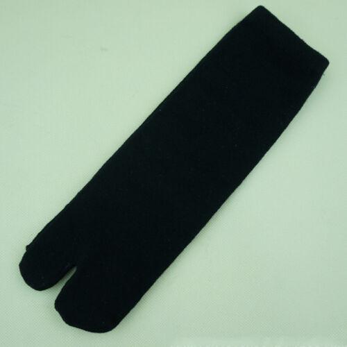 Unisexe Japonais Kimono Geta bouchent Flip Flop coton Tabi Socks Split Toe Sock New