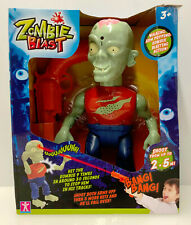 Ex Trade Show Item Zombie Blast Interactive Shoot Up Laser Game