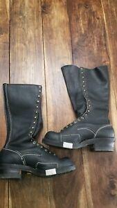 boot vintage wesco