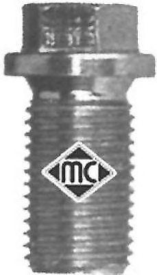 Tappo filettato Coppa olio Metalcaucho 00857 MERCEDES